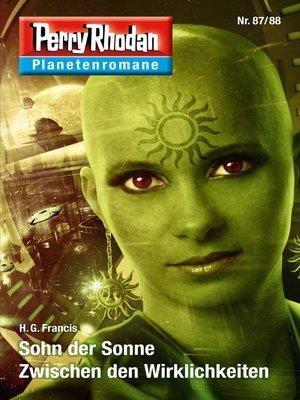 cover image of Planetenroman 87 + 88