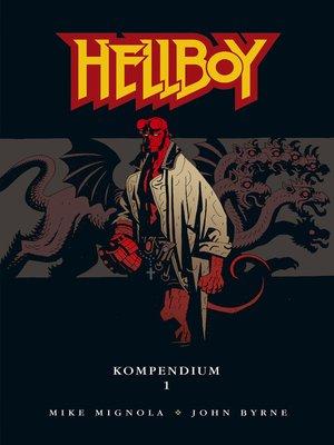 cover image of Hellboy Kompendium 1