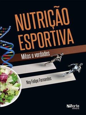 cover image of Nutrição esportiva