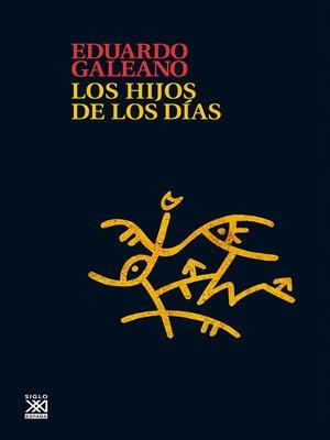 cover image of Los hijos de los días