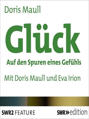 cover image of Glück
