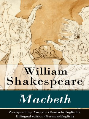 cover image of Macbeth--Zweisprachige Ausgabe (Deutsch-Englisch) / Bilingual edition (German-English)