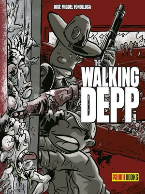cover image of The Walking Depp Band 1