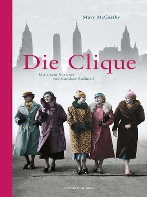 cover image of Die Clique
