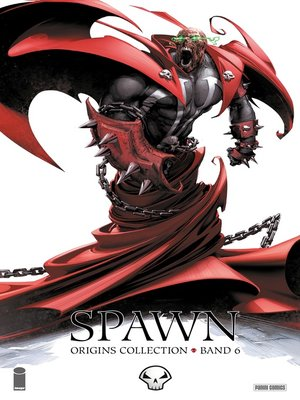 cover image of Spawn Origins, Band 6