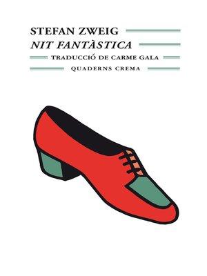cover image of Nit fantàstica