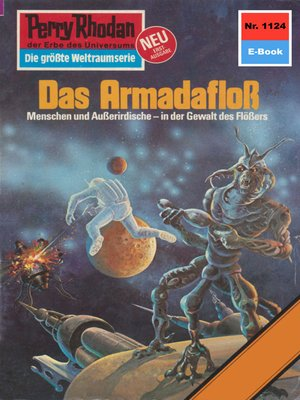 cover image of Perry Rhodan 1124
