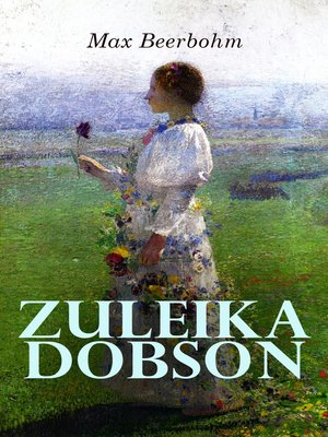 cover image of Zuleika Dobson