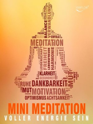 cover image of Voller Energie sein mit Mini Meditation