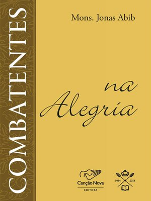 cover image of Combatentes na alegria