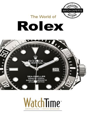 cover image of The World of Rolex