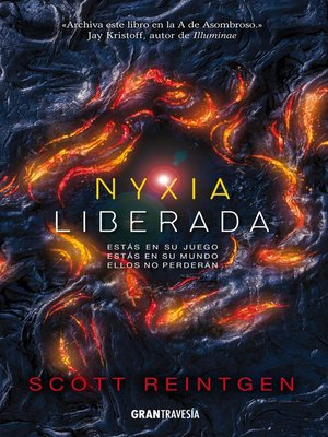 cover image of Nyxia liberada