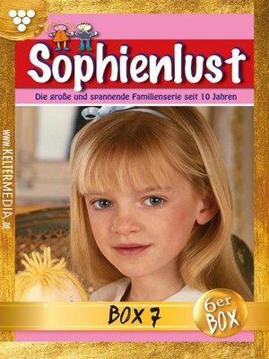 cover image of Sophienlust Jubiläumsbox 7 – Familienroman
