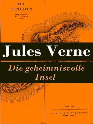 cover image of Die geheimnisvolle Insel