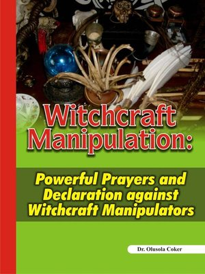 cover image of Witchcraft Manipulation