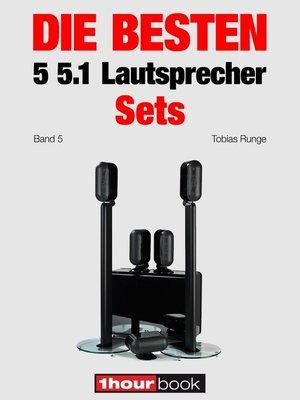 cover image of Die besten 5 5.1-Lautsprecher-Sets (Band 5)
