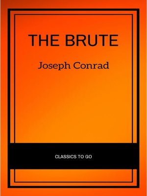 cover image of The Brute