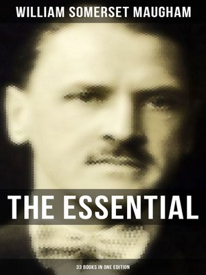 cover image of The Essential Somerset Maugham