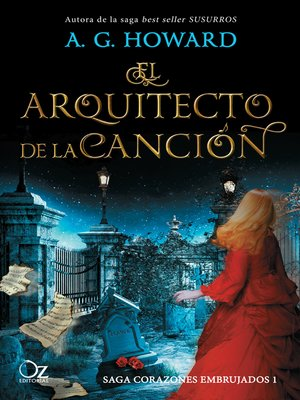 cover image of El arquitecto de la canción