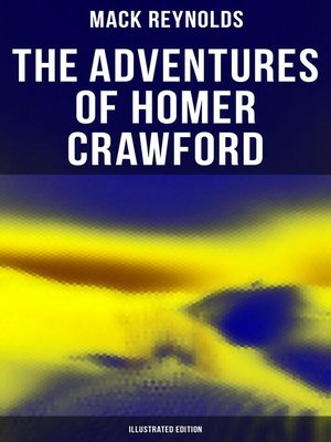 cover image of The Adventures of Homer Crawford (Illustrated Edition)