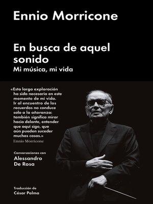 cover image of En busca de aquel sonido