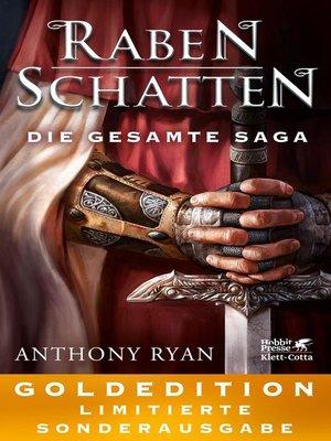 cover image of Rabenschatten