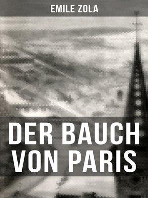 cover image of Der Bauch von Paris