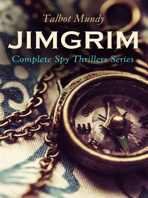 cover image of JIMGRIM--Complete Spy Thrillers Series