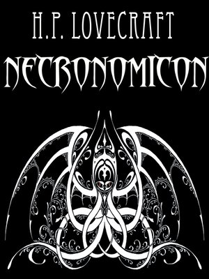 cover image of Necronomicon (Howard Phillips Lovecraft)