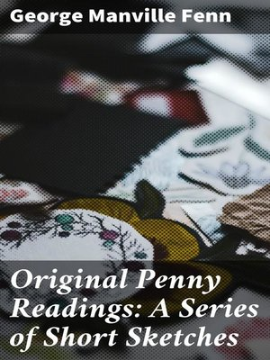 cover image of Original Penny Readings