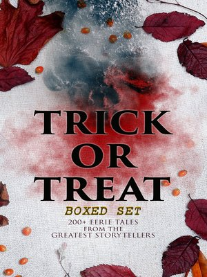 cover image of TRICK OR TREAT Boxed Set