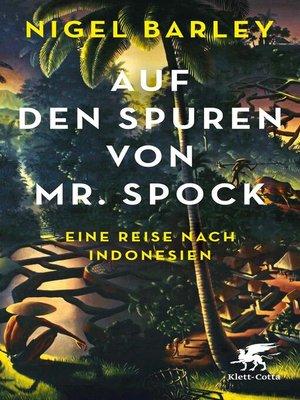 cover image of Auf den Spuren von Mr. Spock