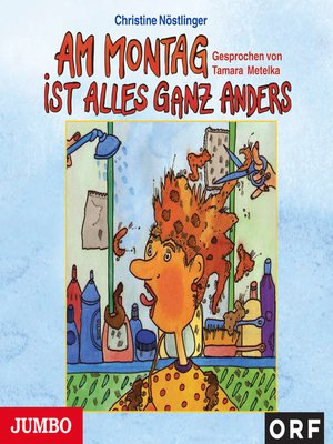 cover image of Am Montag ist alles ganz anders