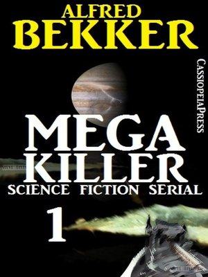 cover image of Mega Killer 1 (Science Fiction Serial)