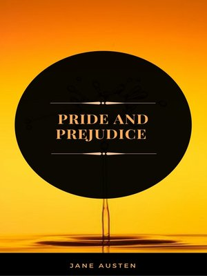 cover image of Pride and Prejudice (ArcadianPress Edition)