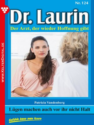cover image of Dr. Laurin 124 – Arztroman