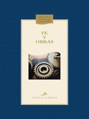 cover image of Fe y obras