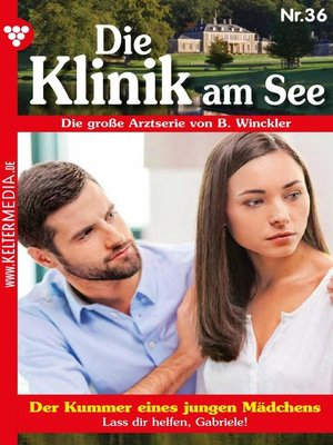 cover image of Die Klinik am See 36 – Arztroman
