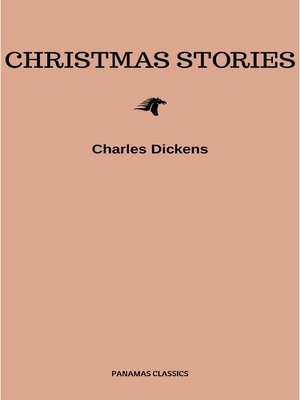 cover image of Charles Dickens--Christmas Collection