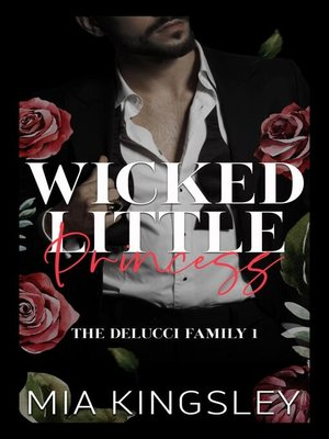 cover image of Wicked Little Princess