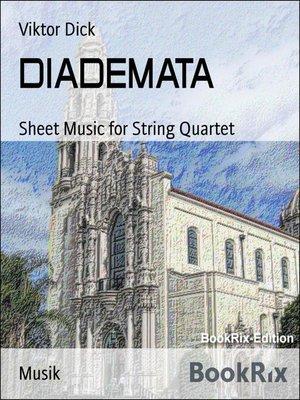 cover image of DIADEMATA