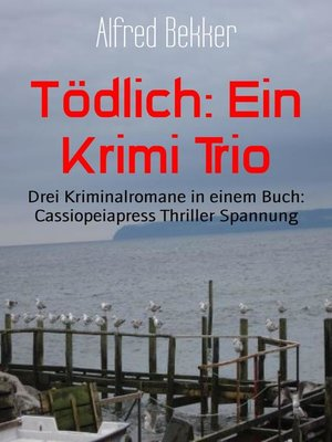 cover image of Tödlich