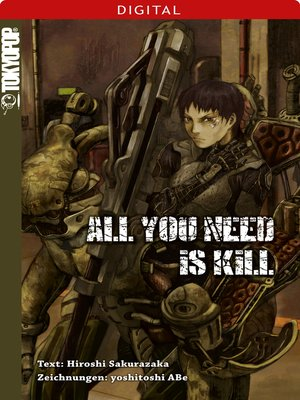 cover image of All You Need Is Kill Novel