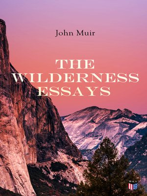 cover image of The Wilderness Essays