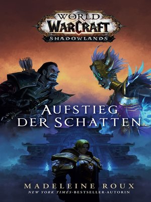 cover image of Aufstieg der Schatten: Die Vorgeschichte zu Shadowlands