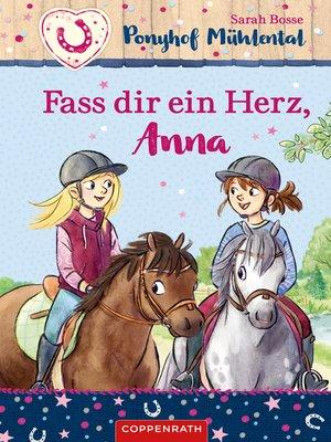 cover image of Ponyhof Mühlental (Bd. 2)