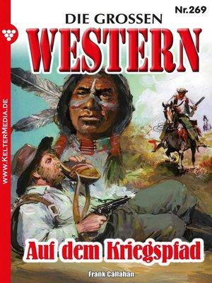 cover image of Die großen Western 269