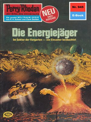 cover image of Perry Rhodan 945