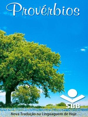 cover image of Provérbios