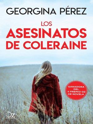 cover image of Los asesinatos de Coleraine